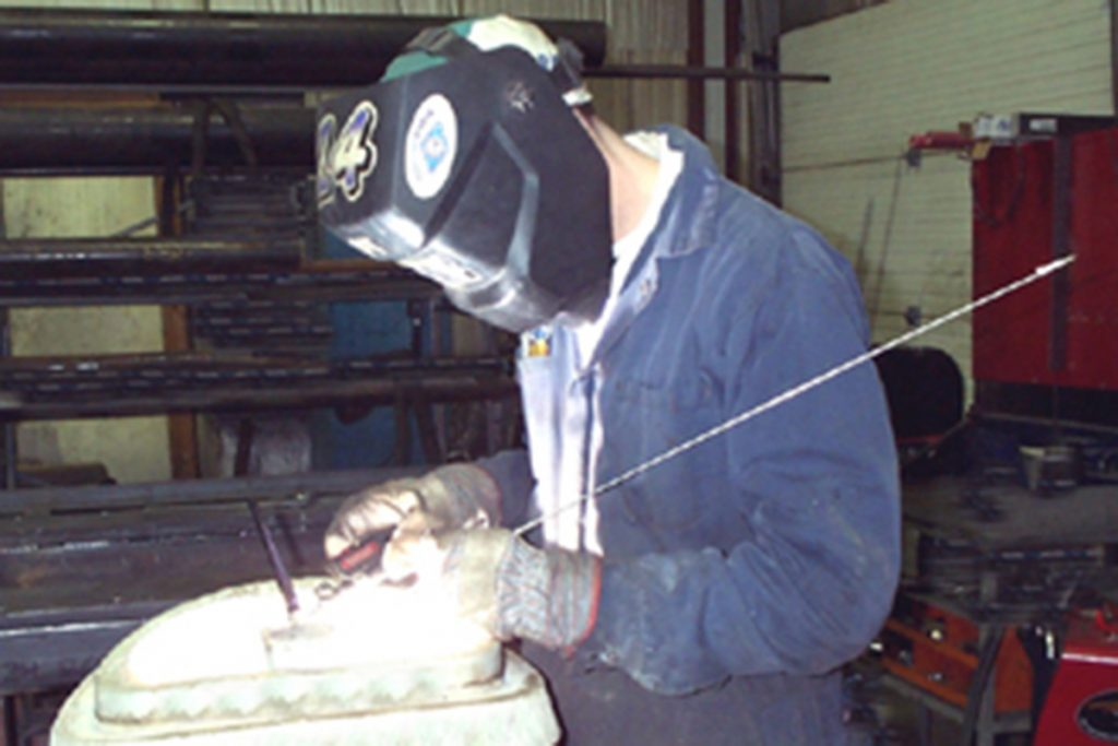 Atlantic Hardchrome Welding