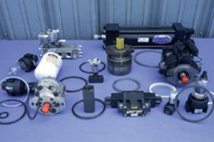 Atlantic Hardchrome Hydraulic Parts Sales display
