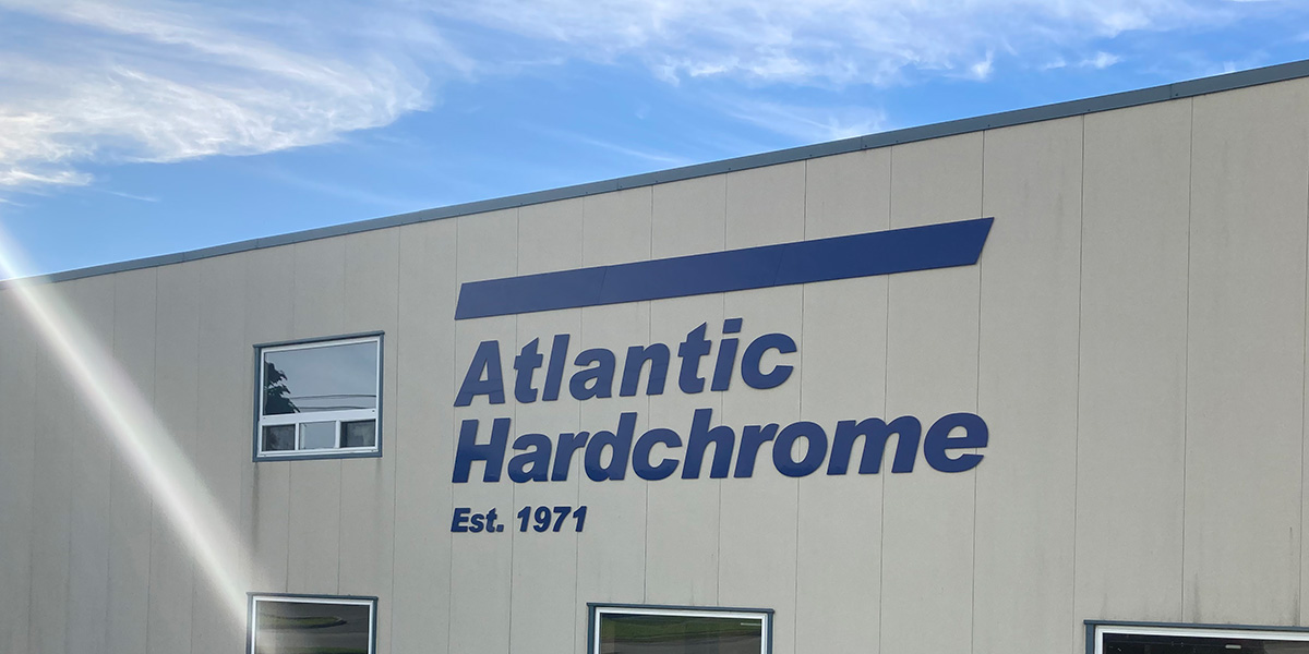 Atlantic Hardchrome's Campus in the Burnside Industrial Park