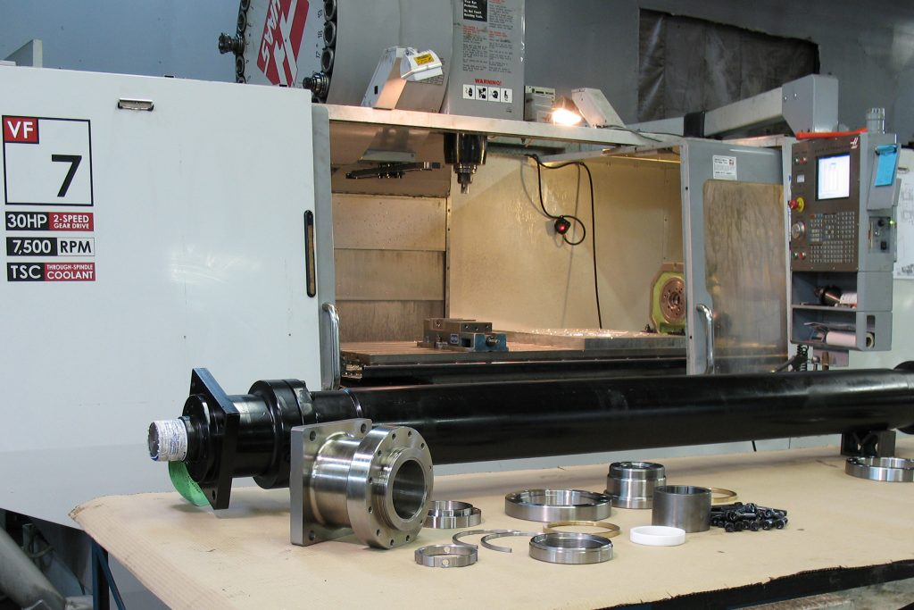 Cylinder Remanufacturing