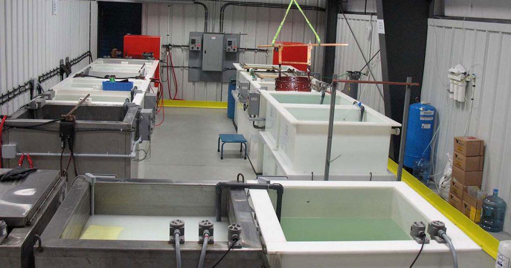 Atlantic Hardchrome Nickel Plating